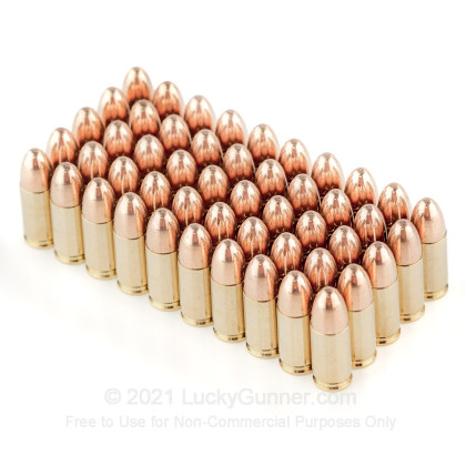 Image 5 of GECO 9mm Luger (9x19) Ammo