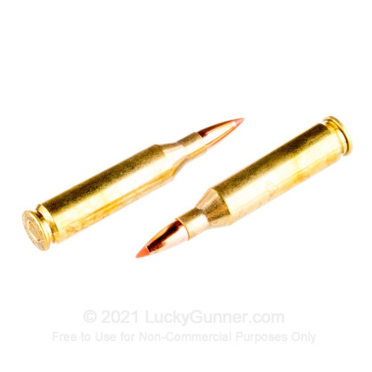 Large image of Cheap 243 Win Ammo In Stock  - 87 Grain SST by Hornady Custom Lite Ammunition For Sale Online - 20 Rounds