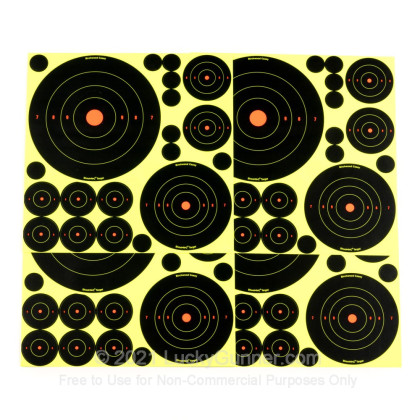 Large image of Shoot NC Targets For Sale - Shoot NC Deluxe Target Kit - Birchwood Casey Targets For Sale