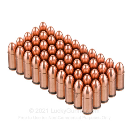 Image 4 of Wolf 9mm Luger (9x19) Ammo