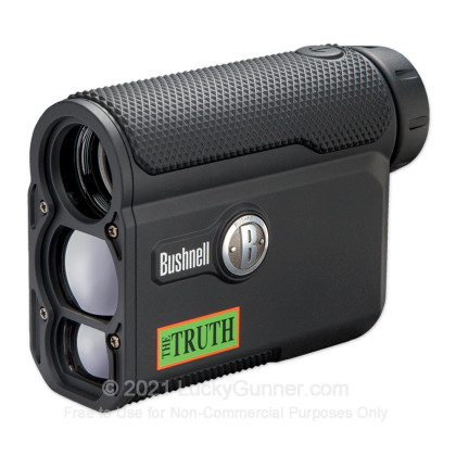 Large image of Bushnell/Primos Truth Bow Rangefinder - 7-850 Yards - 202342 - Black - In Stock - Luckygunner.com