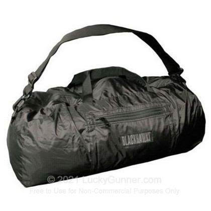 Large image of Stash Away Duffel Bag - Blackhawk - Black For Sale