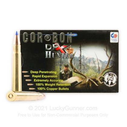 Image 2 of DPX Ammunition .375 H&H Magnum Ammo