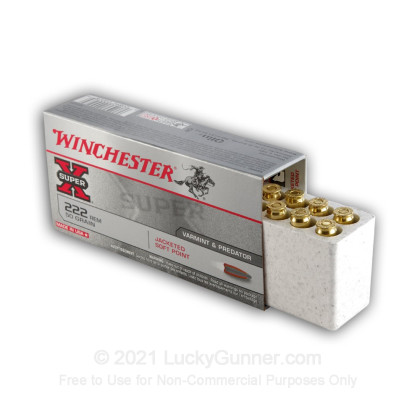 Image 3 of Winchester .222 Remington Ammo