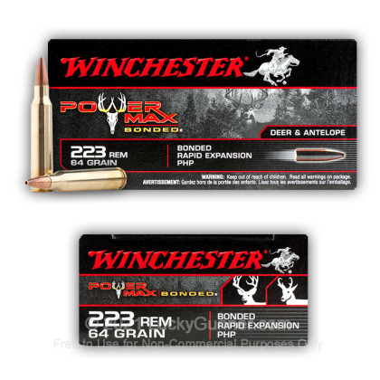 Image 8 of Winchester .223 Remington Ammo