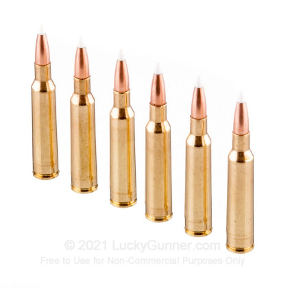 Image 4 of Nosler Ammunition 6.5x55 Swedish Ammo