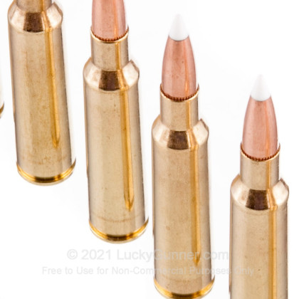 Image 5 of Nosler Ammunition 6.5x55 Swedish Ammo