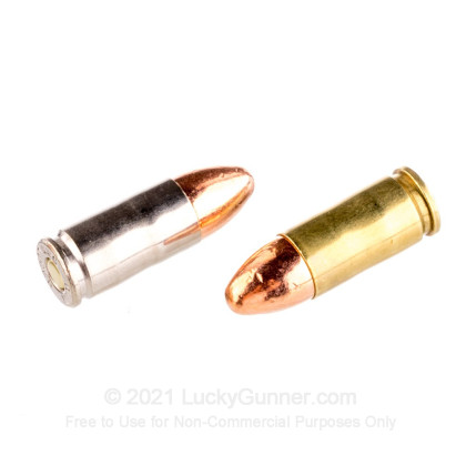 Image 5 of Military Ballistics Industries 9mm Luger (9x19) Ammo