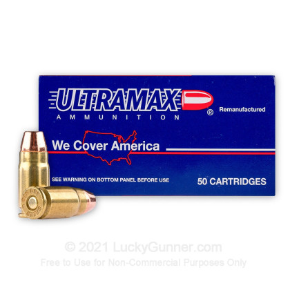 Image 2 of Ultramax .357 Sig Ammo