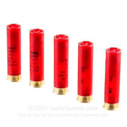 "Large image of Cheap 28 Gauge Ammo For Sale - 2 3/4"" 3/4 oz. #9 Shot Ammunition in Stock by Fiocchi VIP Target - 25 Rounds"