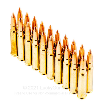 Image 4 of Sellier & Bellot 8x57mm JRS Mauser (8mm Rimmed Mauser) Ammo