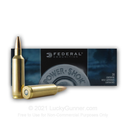 Image 4 of Federal .270 Winchester Short Magnum Ammo