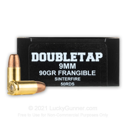 Image 1 of DoubleTap 9mm Luger (9x19) Ammo