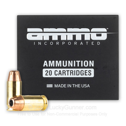 Image 2 of Ammo Incorporated .45 ACP (Auto) Ammo