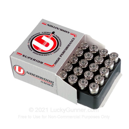 Image 3 of Underwood 9mm Luger (9x19) Ammo