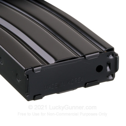 Large image of SDS Imports 30rd AR-15 Magazine - 5.56/.223 - Black - Magazine For Sale