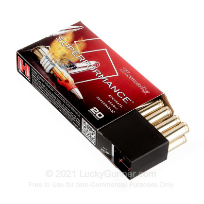 Image 3 of Hornady .338 Winchester Magnum Ammo