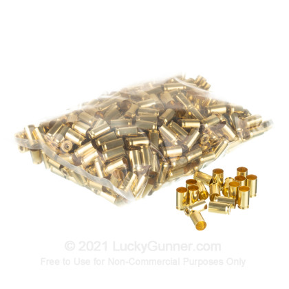 Large image of Bulk 380 Auto Brass Casings For Sale - 380 Auto Casings in Stock by Armscor - 500