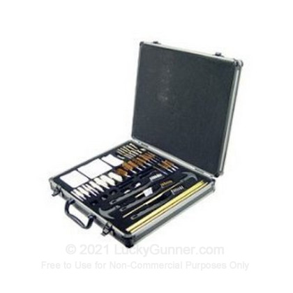 Large image of Gun Cleaning Kits - Outers - 62 Piece Universal Caliber Aluminum Kit For Sale -  Universal Calibers - Outers Cleaning Kits For Sale
