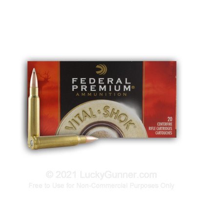 Image 2 of Federal .338 Winchester Magnum Ammo