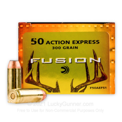 Image 1 of Federal .50 Action Express Ammo
