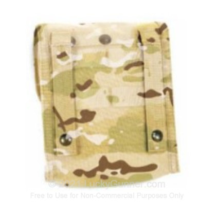 Large image of S.T.R.I.K.E. M249 (SAW) Ammo Pouch - Blackhawk - MultiCam