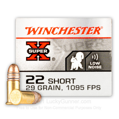 Image 2 of Winchester .22 Short Ammo