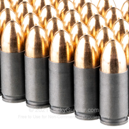 Image 5 of Red Army Standard 9mm Luger (9x19) Ammo