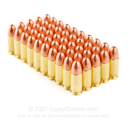 Image 4 of GECO 9mm Luger (9x19) Ammo
