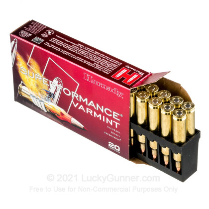 Image 3 of Hornady .204 Ruger Ammo