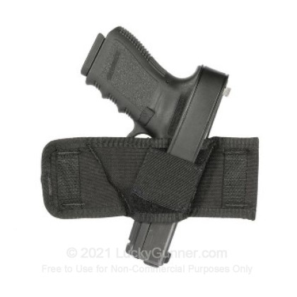 Large image of Holster - Outside the Waistband - Blackhawk - Compact Belt Slide Holster - Right or Left Hand