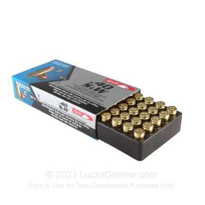 Image 3 of Aguila .40 S&W (Smith & Wesson) Ammo