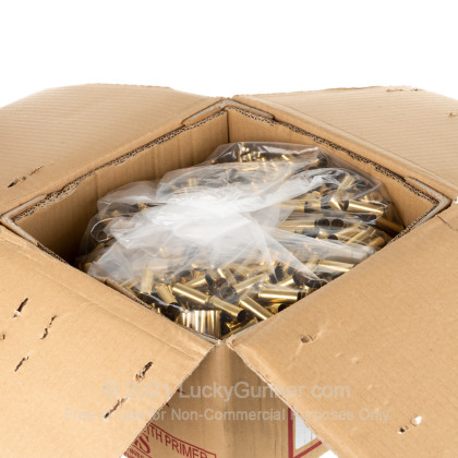Large image of Bulk 44 Magnum Brass Casings For Sale - 44 Magnum Casings in Stock by Armscor - 1500