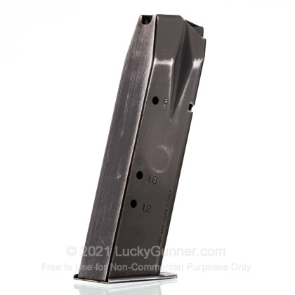 Large image of Trade-In Factory SIG Sauer 40 S&W/357 SIG P226 12 Round Magazine For Sale - 12 Rounds