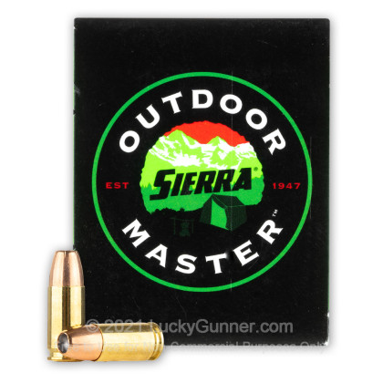 Image 2 of Sierra Bullets 9mm Luger (9x19) Ammo