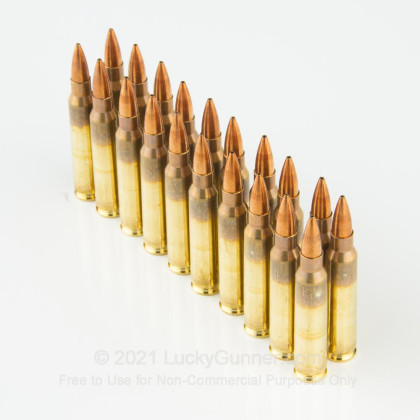 Image 4 of Corbon .223 Remington Ammo