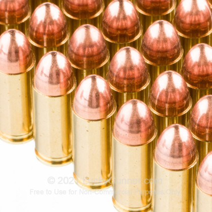 Large image of Cheap 9x21mm IMI Ammo For Sale - 123 Grain FMJ Ammunition in Stock by Fiocchi - 50 Rounds