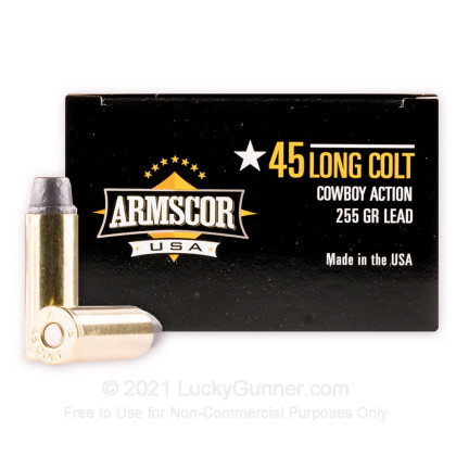 Image 2 of Armscor .45 Long Colt Ammo