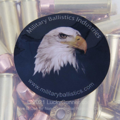 Image 7 of Military Ballistics Industries .44 Magnum Ammo