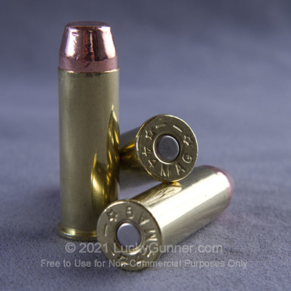 Image 4 of Military Ballistics Industries .44 Magnum Ammo