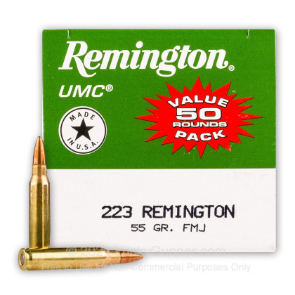 Image 1 of Remington .223 Remington Ammo