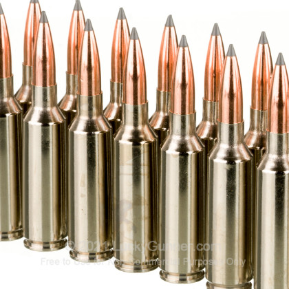 Large image of Premium 6.8 Western Ammo For Sale - 165 Grain AccuBond Long Range Ammunition in Stock by Winchester Expedition Big Game Long Range - 20 Rounds