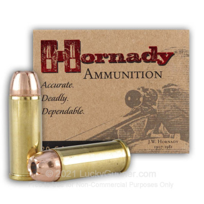 Image 2 of Hornady .480 Ruger Ammo