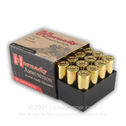 Image 3 of Hornady .480 Ruger Ammo
