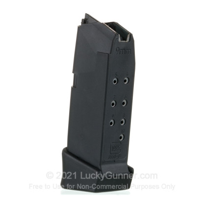 Large image of Factory Glock 9mm G26 12 Round Magazine For Sale - 12 Rounds