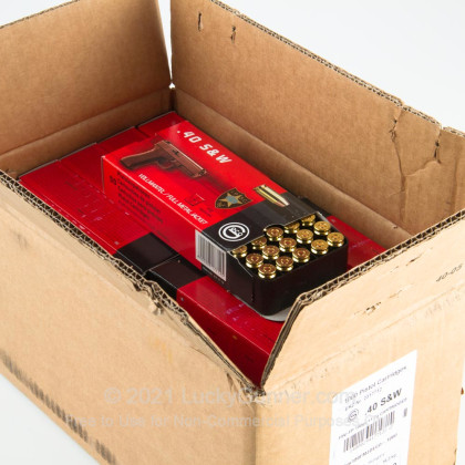 Image 3 of GECO .40 S&W (Smith & Wesson) Ammo