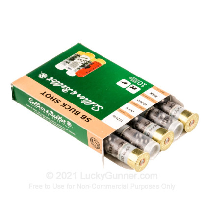 Image 2 of Sellier & Bellot 12 Gauge Ammo