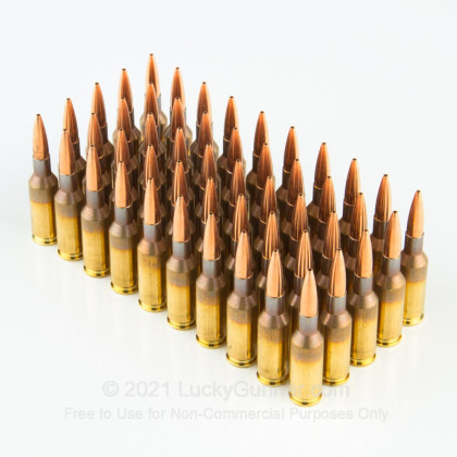 Image 4 of Lapua 6mm B.R. Norma Ammo
