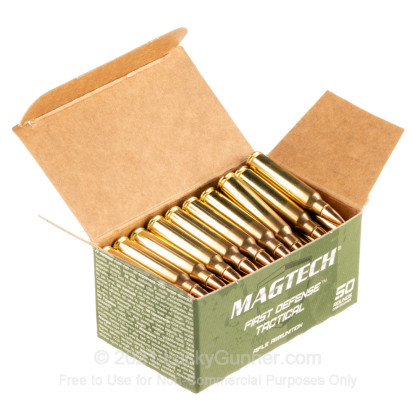 Image 2 of Magtech 5.56x45mm Ammo