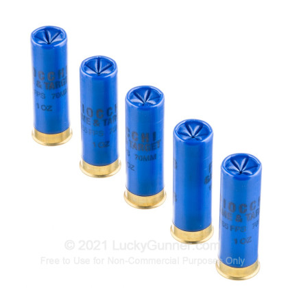 Large image of Cheap 16 Ga Fiocchi #8 Game & Target Ammo For Sale - Fiocchi Premium 16 Ga Shells - 25 Rounds